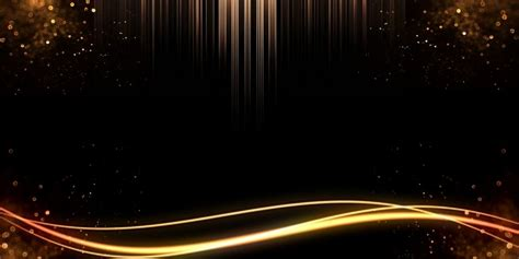 domineering black gold  year party background material