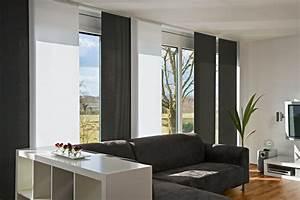 Moderne Gardinen Für Große Fenster : gardinen ~ Sanjose-hotels-ca.com Haus und Dekorationen