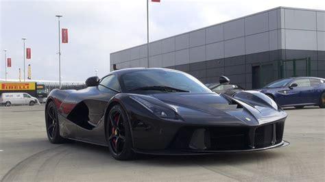 Ferrari Laferrari Black