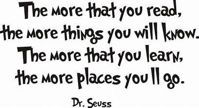Read Seuss Dr Quotes Reading Books Know