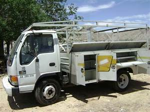 Purchase Used 04 Chevrolet W4500 Cabover Truck Made By