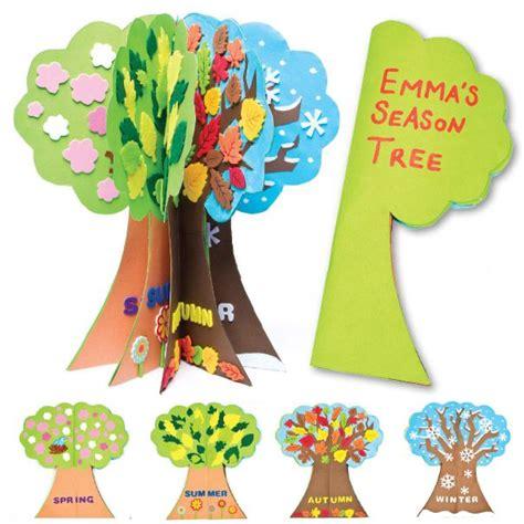 season tree project seasons preschool theme crafts 446 | 35cef695455fabffef86abb406a6c4f5