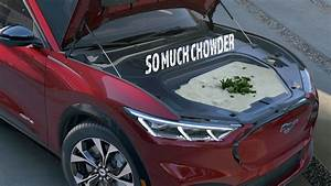 Cost Breakdown: Filling the Ford Mustang Mach-E frunk with ...