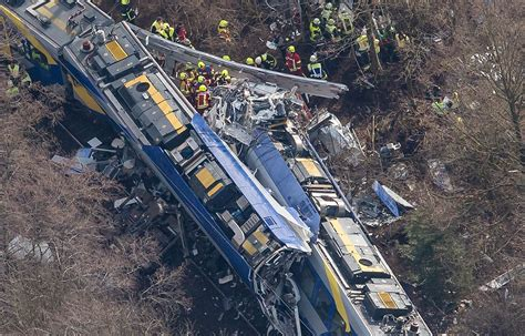 Controller In Deadly German Train Crash Was Playing Game