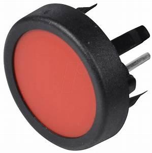 Fußschalter 2 Polig : taster 1104 rt taster frontmontage 1 polig max 48vdc rot bei reichelt elektronik ~ Watch28wear.com Haus und Dekorationen