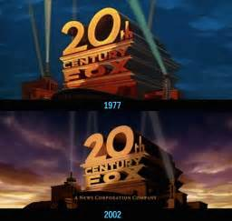 Star Wars 20th Century Fox Logo