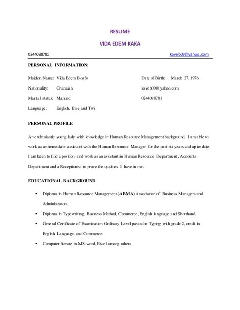 resume maiden name resume ideas