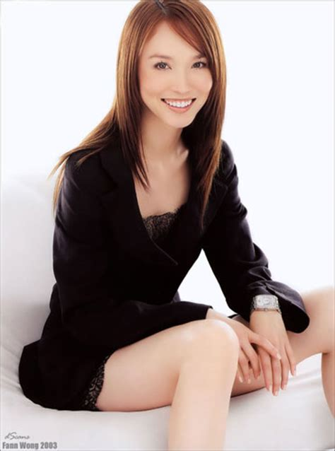 Singaporean Sexy Girl 范文芳 Fann Wong Singapore Sexy Actress