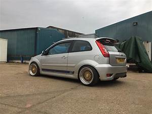 Ford Fiesta Mk6 : ford fiesta mk6 st 150 lowered on coilovers bbs style 16 ~ Dallasstarsshop.com Idées de Décoration