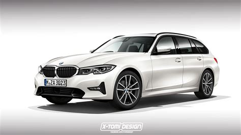 Bmw Wagon 2020 by 2020 Bmw 3 Series Wagon And Gran Turismo Accurately