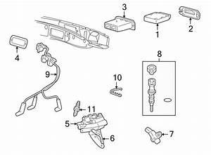 Mazda B3000 Engine Camshaft Position Sensor