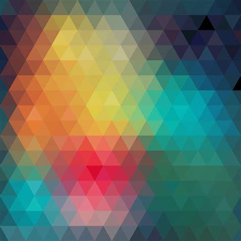 triangle background colorful tone triangle triangle
