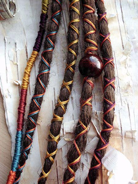 start adding hair wraps andor beads