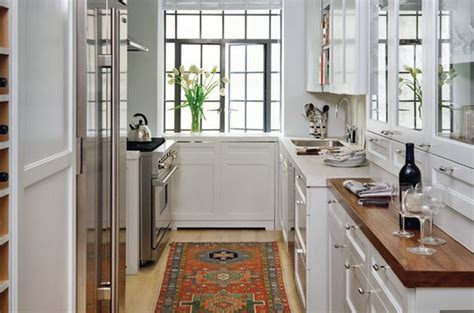 cuisine design petit espace idee cuisine petit espace deco maison moderne