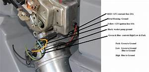 Wiper Motor Wiring - Corvetteforum