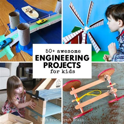 awesome engineering projects  kids kids