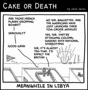March | 2011 | Cake Or Death (Christian Church cartoons by ...