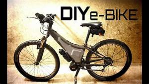 Ebike Mountain Bike : diy electric mountain bike youtube ~ Jslefanu.com Haus und Dekorationen