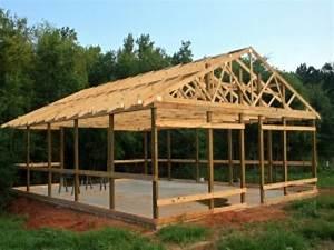 pole barn house blueprints pole barn building plans pole With 40x50 pole barn