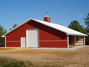 2439 x 4039 farm storage building with side shed With 24 x 32 steel building