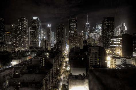 Wallpaper Big City