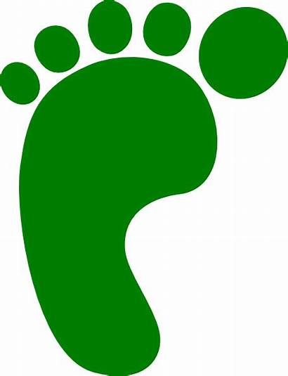 Foot Clipart Forrest Clip Cliparts Clker Library