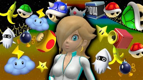 Mario Kart Wii But Items Gone Wild Youtube