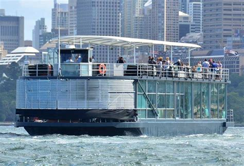 Glass Boat Sydney Harbour Cruise by Cruises Sydney Harbour Harbour Cruises Sydney Wedding