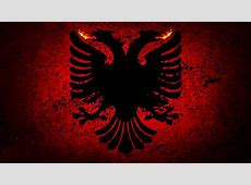 Cool Albanian Flag Wallpaper Media file PixelsTalkNet