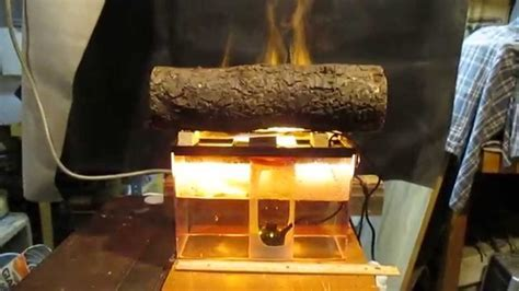 Cold Mist Artificial Fire   YouTube