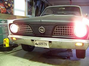 Early Valiant Barracuda Club