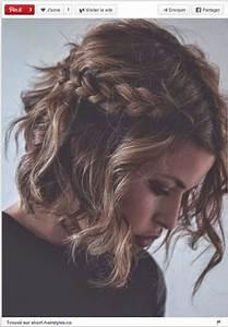 Carré Plongeant Long Bouclé : coiffure carr plongeant ondul ~ Melissatoandfro.com Idées de Décoration