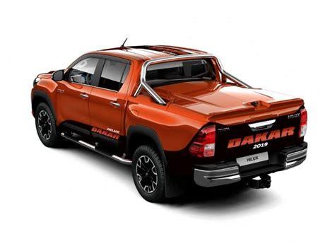 2019 Toyota Dakar by Toyota Hilux W Limitowanej Serii Dakar 2019 W Auto Motor