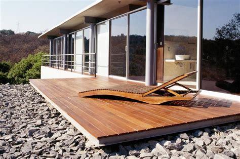 Terrasse En Bois  5 Idées D'aménagement à Copier