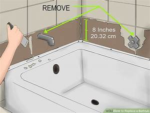 How To Replace A Bathtub 11 Steps With Pictures WikiHow