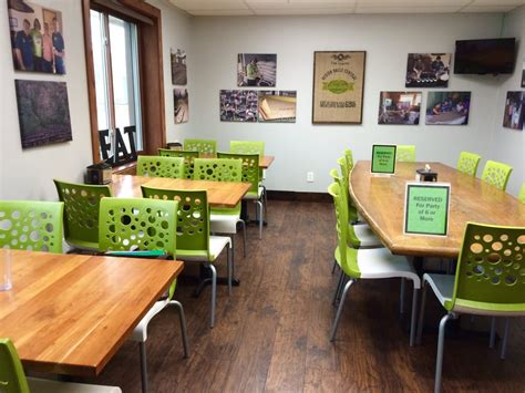 In addition to coffee we supply equipment and allied products to run your cafe. Side room - great for meetings - Yelp