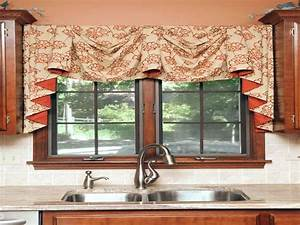 decoration unique kitchen curtains and valances ideas With unique kitchen curtain ideas