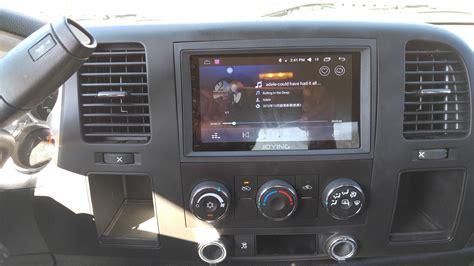 joying radio install  chevy