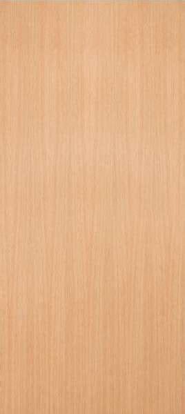 rift cut white oak wood flush commercial architectural