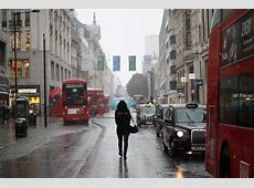 UK weather forecast London 'set for cold weather and