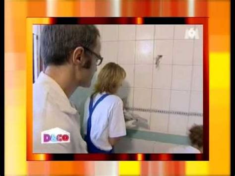 beton cire mercadier dans salle de bain renovation