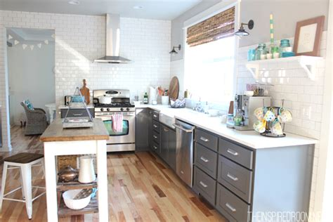kitchen without upper cabinets 10 reasons i removed my upper kitchen cabinets the