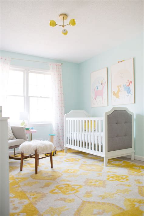 bright and airy nursery with the baby relax collection lay baby lay lay baby lay