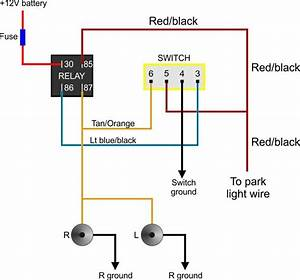 Prime Bosch Fog Light Relay Wiring Diagram Wiring Diagram