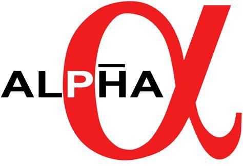 ALPHA logo   TRIUMF : Canada's particle accelerator centre