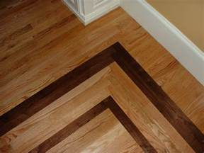 borders ozark hardwood flooring