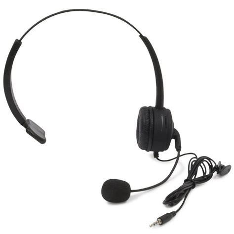 cell phone headset roadking rk100 boom headset free wired trucker otr