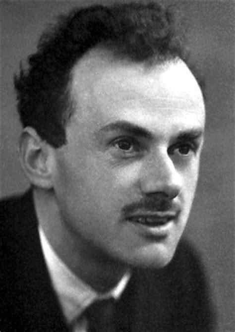 Paul A.M. Dirac - Facts