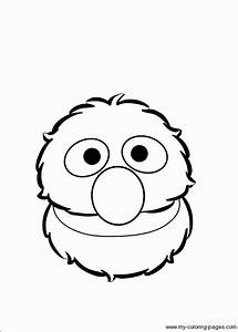 grover coloring pages - 100 best images about sesame street on pinterest