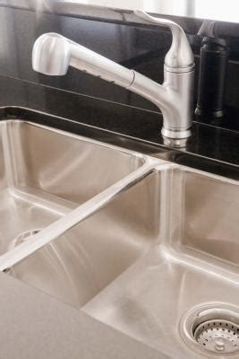 kitchen sink sealant how to remove rust from a stainless steel sink homesteady 2871